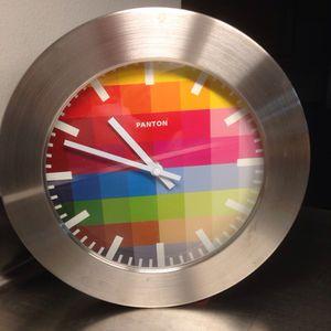 Colorful clock for Sale in Dallas, TX