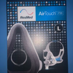 NEW... ResMed AIRTOUCH F20 MASK KIT... LARGE for Sale in Mesa, AZ