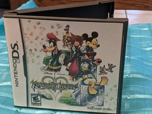 Kingdom Hearts Re:coded Videogame for Nintendo DS for Sale in Compton, CA