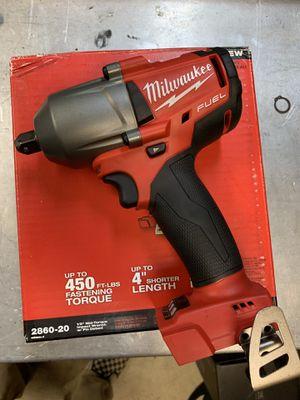 """Milwaukee M18 1/2"""" impact gun for Sale in Mountlake Terrace, WA"""