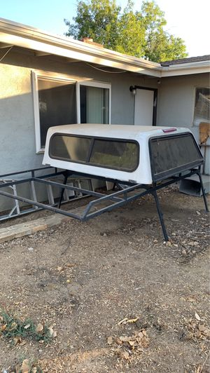 Camper shell for Sale in Colton, CA
