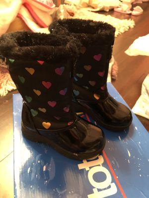 Kids snow boots for Sale in St. Petersburg, FL