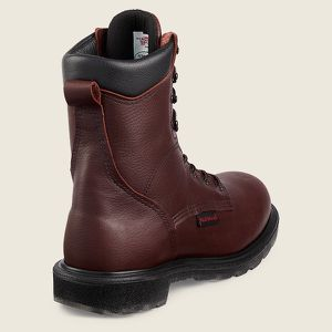 Red Wings Boots /View Cart 0 Work - Style 608 SUPERSOLE® 2.0 MEN'S 8-INCH SOFT TOE BOOT for Sale in Morton Grove, IL