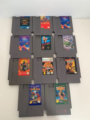 11 Nintendo games for Sale in Davenport, FL