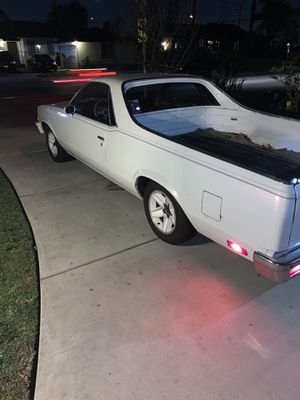 Classic 1981 Chevy 1981 El Camino for Sale in Lynwood, CA