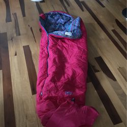 REI Kindercone Sleeping Bag, Great Condition for Sale in Seattle,  WA
