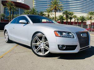 2011 Audi A5 2.0T Quattro for Sale in Las Vegas, NV