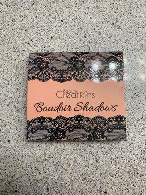 Beauty Creations Boudoir Shadows for Sale in Villa Park, CA
