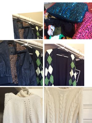 Women Clothes bundle all in photo for Sale in Chula Vista, CA