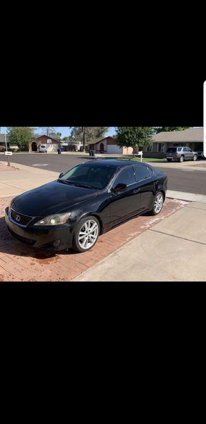 Lexus 2007 160k Restored title for Sale in Phoenix, AZ