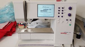 Bernina 185 sewing and embroidery machine for Sale in Sterling, VA