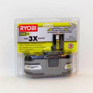 RYOBI 18-Volt ONE+ Lithium-Ion 4.0 Ah LITHIUM+ HP High Capacity Battery Model#P192 for Sale in Santa Rosa, CA