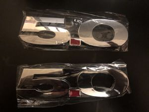 Ford Mustang 5.0 badges brand new sealed in package 20$ firm for Sale in Stockton, CA