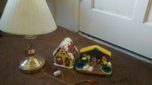 Lamp n house docors for Sale in Sanger, CA