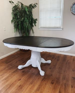 Farmhouse pedestal table/ new for Sale in Roswell, GA