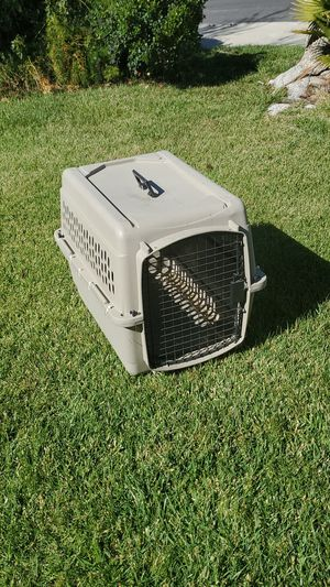 dog crate small/med. size for Sale in Temecula, CA