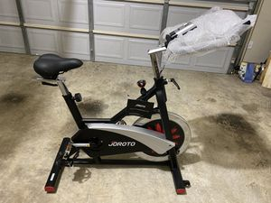 Brand new Belt Drive Indoor Cycling Bike with Magnetic Resistance Exercise Bike for Sale in Cypress, TX