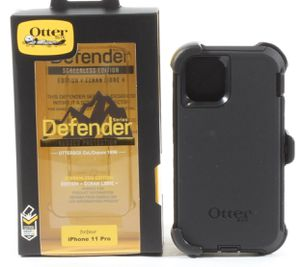 Apple iPhone 11 Pro Otterbox Defender Series Case Cover Protective Shockproof Rugged Protection SHIPPING ONLY for Sale in Marysville, WA