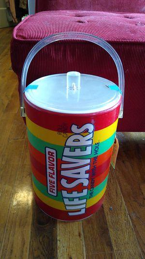 Vintage Lifesavers cooler for Sale in Portland, OR