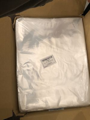 """Flap Lock Poly Bags - 1 Mil, 12 x 15"""" for Sale in Kissimmee, FL"""