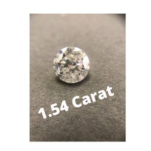 1.54 Carat Loose Diamond G Color And I2 Clarity for Sale in Phoenix, AZ