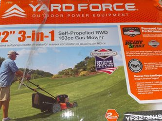 Yard Force Self Propelled Outdoor Power Equipment for Sale in Columbus,  OH