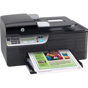 HP Officejet 4500 Wireless AiO Copy Fax Scan Printer for Sale in Garden Grove, CA