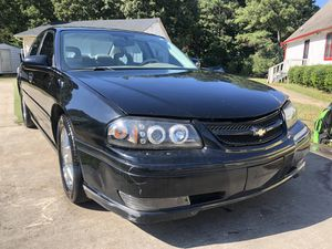 2005 Chevy impala SS for Sale in Jonesboro, GA
