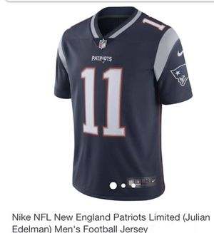 NFL PATRIOTS JERSEY for Sale in Anaheim, CA