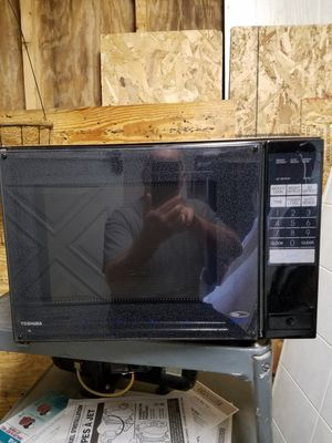 Small Toshiba microwave for Sale in Johnson City, NY