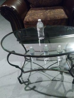 Glass Top Coffee Table for Sale in Salem,  OR