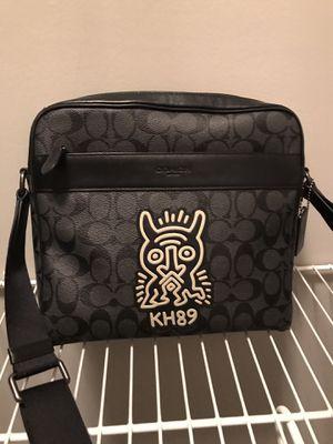 Coach X keith harring messenger bag for Sale in Woodstock, GA