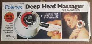 Pollenex Deep Heat Massager model HM10A4 for Sale in Three Rivers, MI