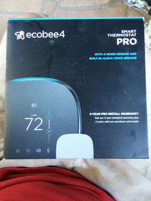 Ecobee4 pro for Sale in Lakeside, AZ