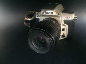Nikon N60 Camera for Sale in Chicago, IL