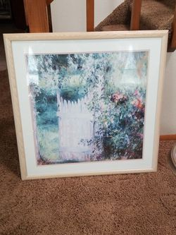 Picture in frame for Sale in Colorado Springs,  CO