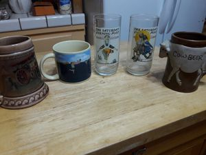 Collectible glasses and mugs for Sale in Phoenix, AZ