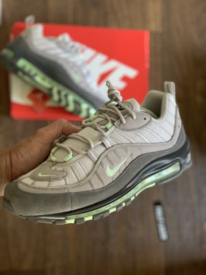 DS Nike Air Max 98 'Fresh Mint' Sz 11 for Sale in Fresno, CA