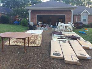 Garage Sale-Furniture, antique dishes, drapes etc. for Sale in Nashville, TN