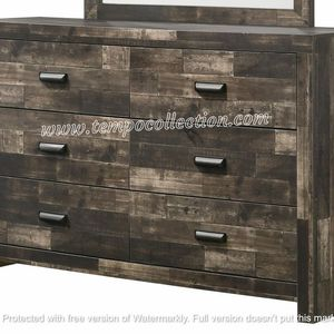 NEW IN THE BOX.*STYLISH* GREY DRESSER . SKU#TCB9400-DRESSER for Sale in Tustin, CA