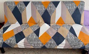 Spandex armless sofa cover futon cover for Sale in Doral, FL