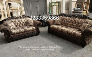 $980 brand new two pieces sofa set for Sale in Pomona, CA