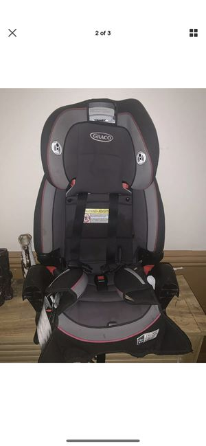 Graco Extend2fit Convertible Kenzi Car Seat for Sale in Queens, NY