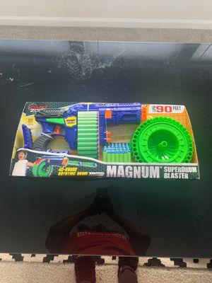 Nerf Gun with 40-Round Drum for Sale in Atlanta, GA