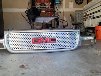 GMC Grill And Front Headlights for Sale in Charlotte,  NC