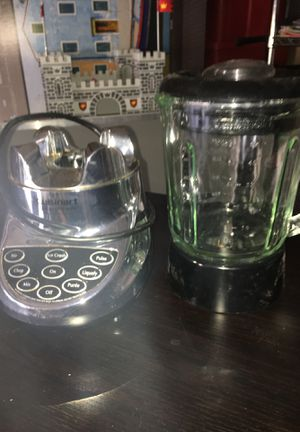 Blender with glass pitcher for Sale in Glendale, AZ