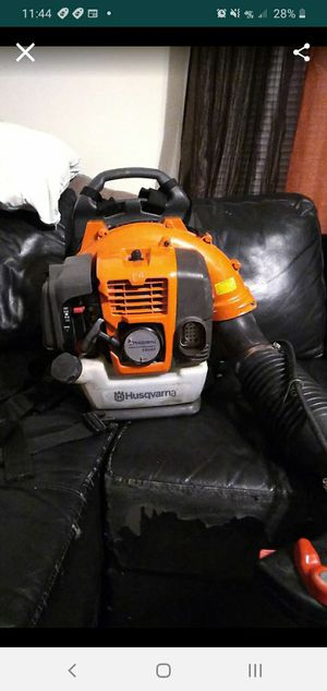Husqvarna backpack blower for Sale in North Little Rock, AR