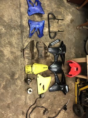 Dirtbike/quad parts for Sale in Cheshire, CT