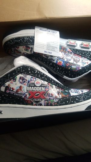 John Madden 20th anniversary Reebok. for Sale in Los Angeles, CA