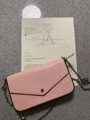 Pink mini cross body for Sale in Livonia, MI